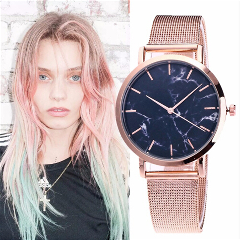 Women Watches Fashion Ladies Watch Casual Silver Women Quartz Watches Creative Clock Saat Reloj Mujer Relojes zegarek damski