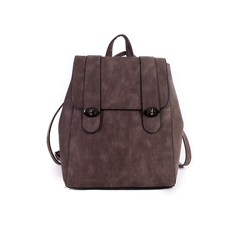 ФОТО free shipping new fashion brand women's backpack ladies single shoulder bag school bag top pu leather feminina bolsa wholesale