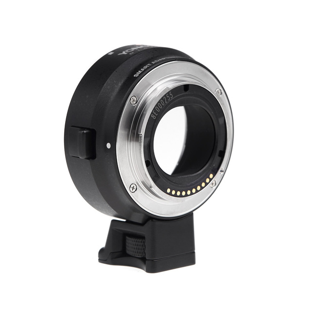 YONGNUO Auto-focus Smart Mount Adapter EF-NEX for Canon EF to Sony NEX E Mount Camera