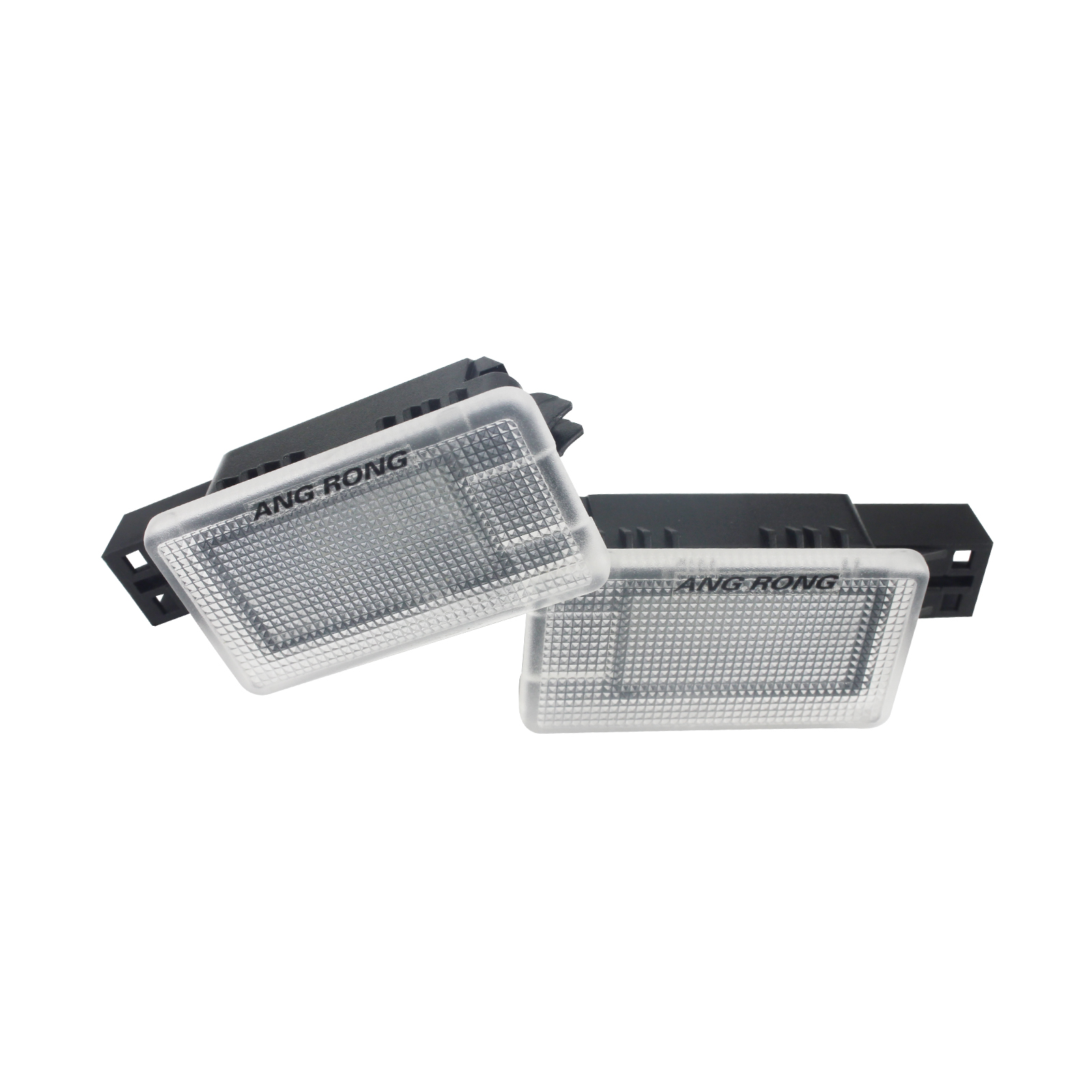 ANGRONG 2x LED Footwell вежливая дверь боковой свет для Volvo V70 XC70 XC60 V60 V40 S60 S80 белый