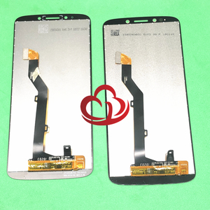 Image 2 - Replacement Full LCD Touch Screen Digitizer Assembly For Motorola Moto G6 Play xt1922