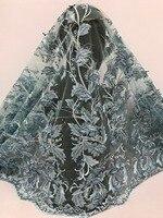 Африканский кружевной ткани 2018 высокое качество кружева 3D цветок кружевной ткани красивая аппликация бисер Кружева для свадебное платье
