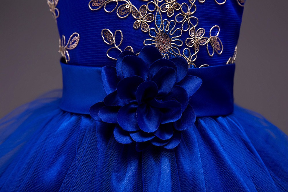 Mint Green Short Front Long Back High Low Flower Girls Junior Wedding  Dresses Kids Tailing Pageant Gowns Girls Royal Blue Dress-in Dresses from  Mother ... f9acaa47c722