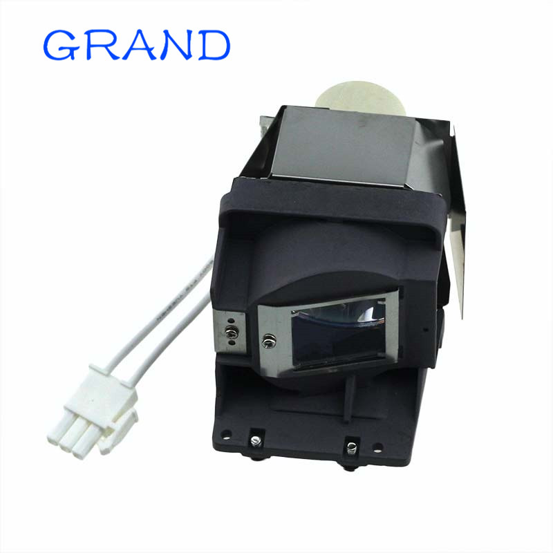 GRAND Replacement Projector Lamp With Housing 5J.JA105.001 Bulb UHP190/160W For BENQ MS511H MS521 WM523 MX522 TW523