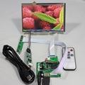 7 polegadas IPS tela de toque lcd HSD070PWW1 C00 1280x800 HDMI placa para Raspberry Pi