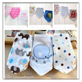 2017 Baby Girl Boy Bib Cotton Baberos Bavoir Babador Bandana Bebes Baby Bibs Saliva Towel Scarf Cartoon Baby Burp Cloths Feeding