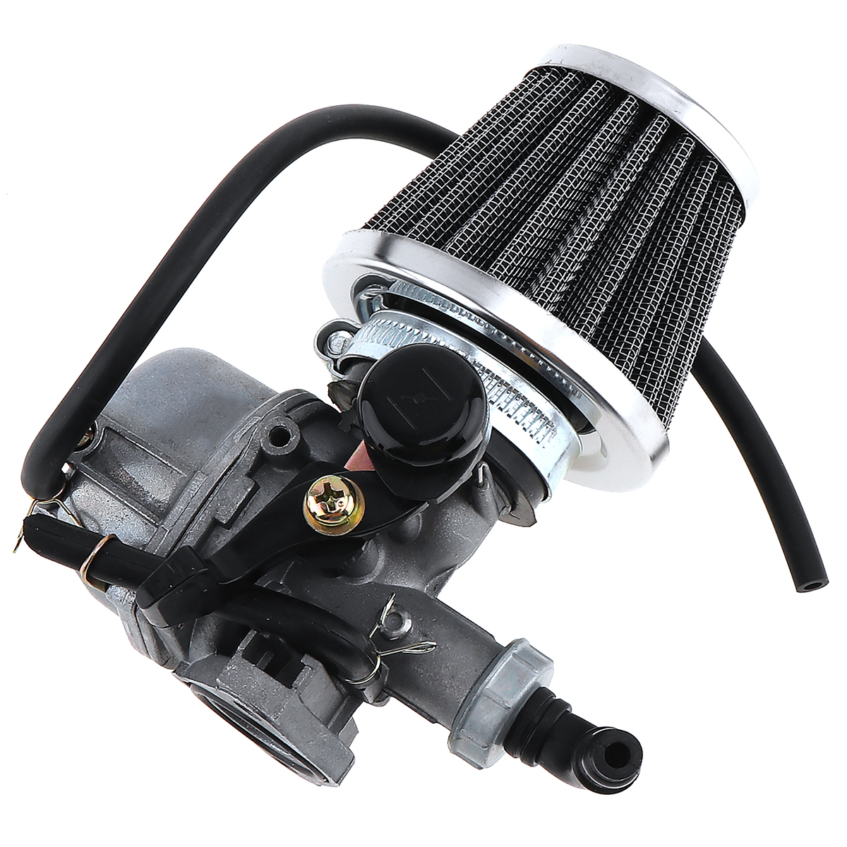 Car <font><b>Carburetor</b></font> 35mm 50CC <font><b>70CC</b></font> 90CC 110CC 125CC <font><b>Carburetor</b></font> with Air Filter for Cross-country Motorcycle ATV Motorbike image