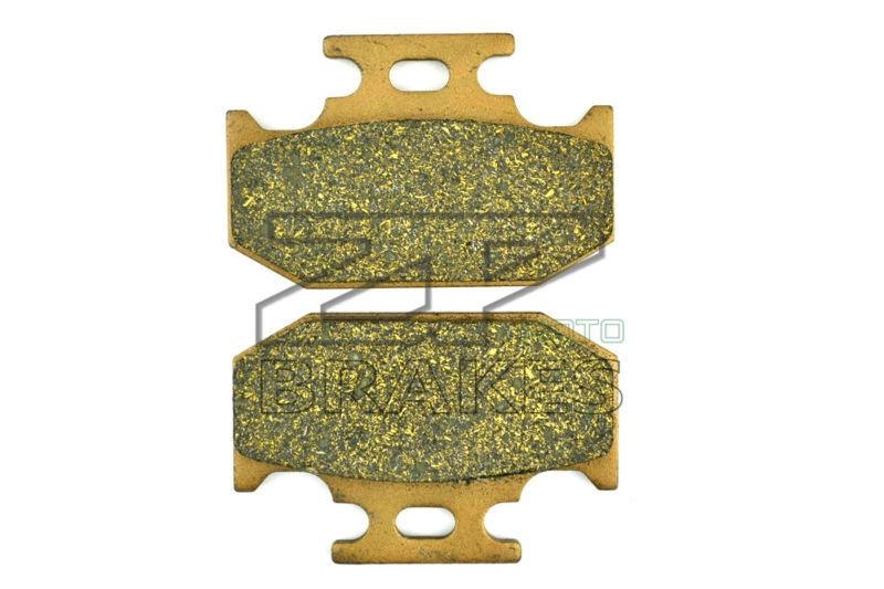 BIKE New Brake Pads Organic Fit Rear SUZUKI DR 350 S/SH/RSE/SE 1990-1998, TS 125 R 1990-1996 OEM BRAKING Free Shipping