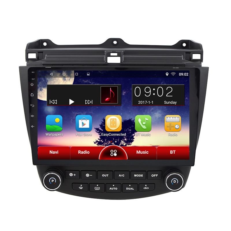ChoGath Android 6 1 font b GPS b font Navigation 10 2 Inch for Honda Accord