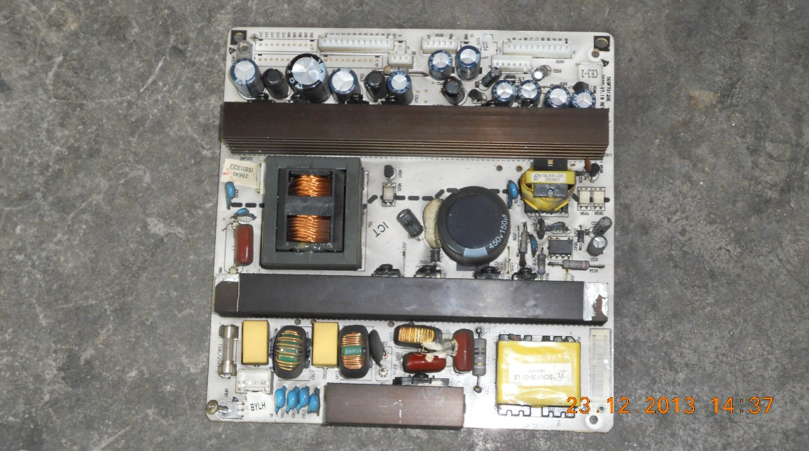 ФОТО Free Shipping>Original 100% Tested Working  LC-37HC40 37HC56 782.37FT18-200E inventory  power board