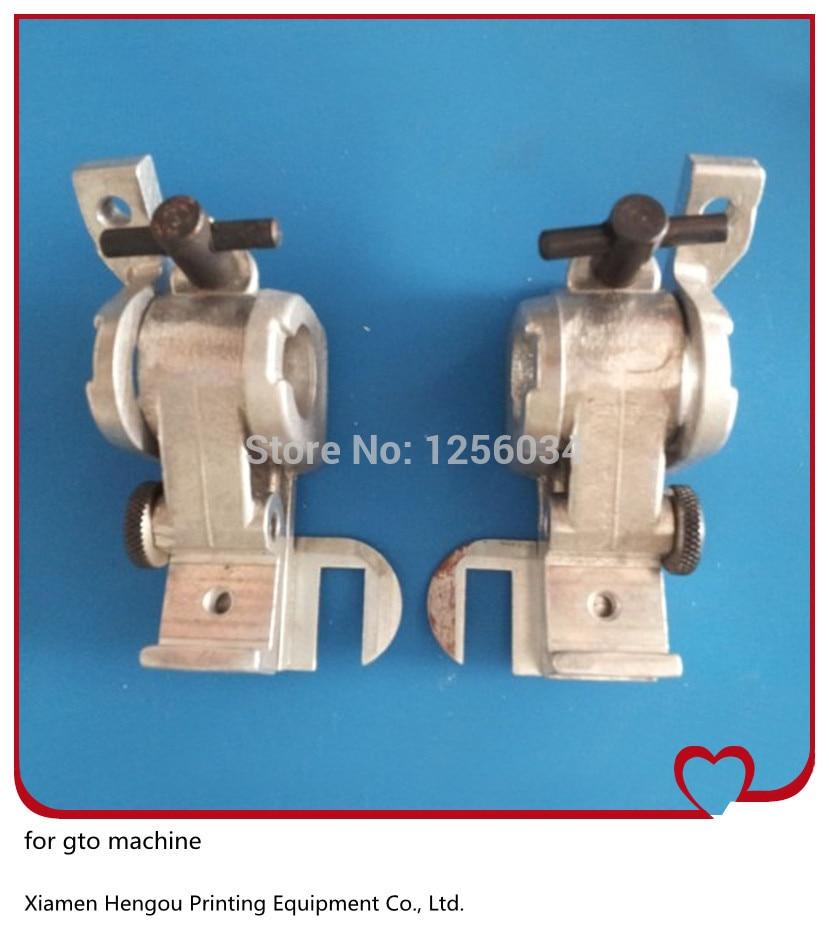 1 set GTO Heidelberg parts 1 set heidelberg gto pushing paper regulation