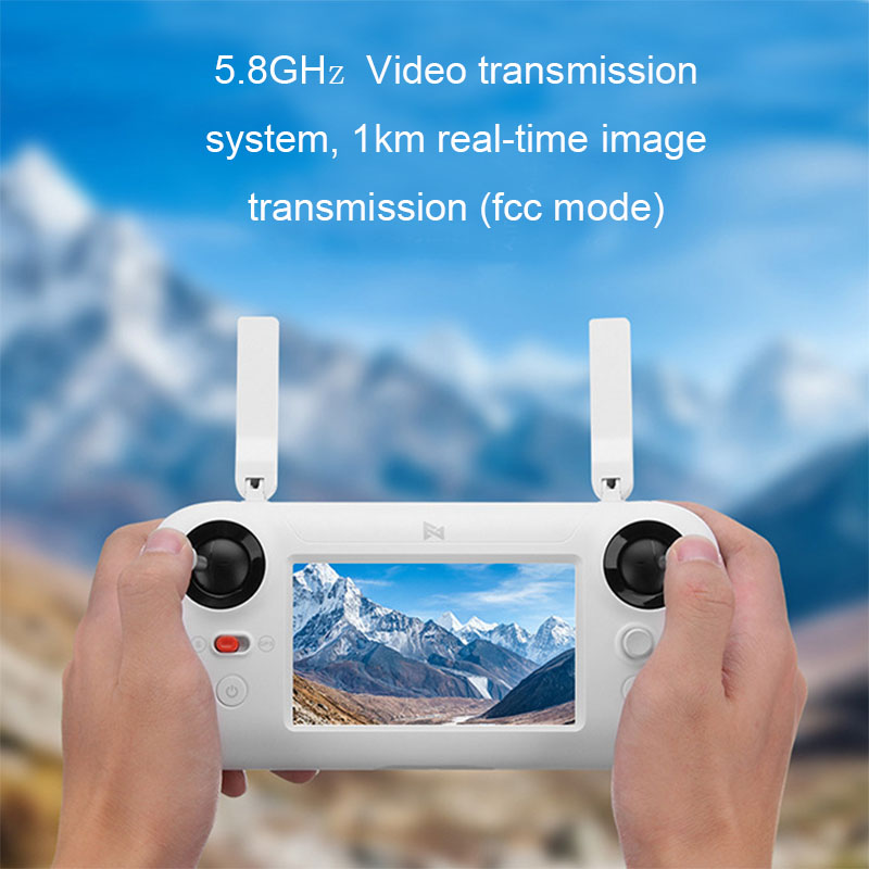 Image 2 - Xiaomi  Fimi A3 Drone HD camera Video recording Multiple Infrared Operations  Multi function Mini UAV GPS & GLONASS system-in RC Helicopters from Toys & Hobbies