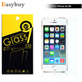 Tempered Glass for iPhone 5s SE Screen Protector Safety Protective Film for Apple iPhone 5 5c TITAN Series
