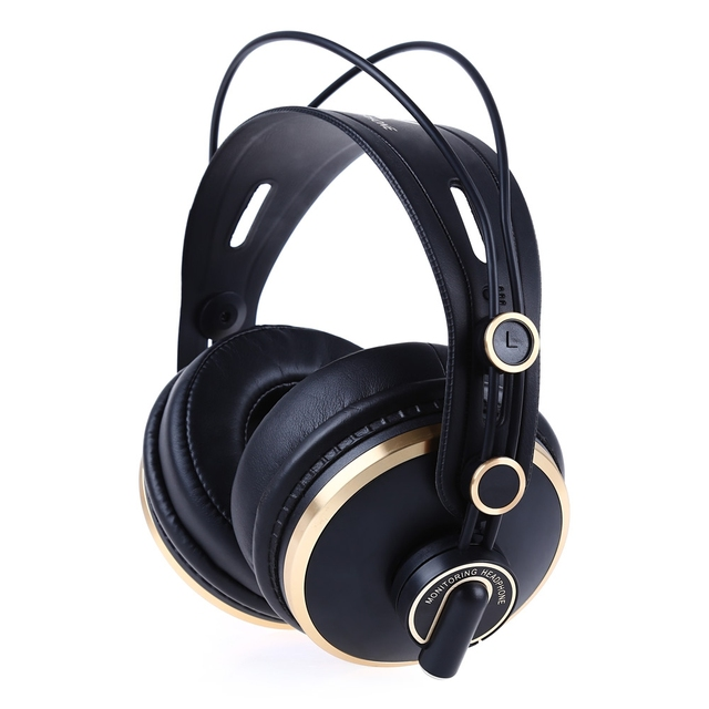 Lujo original isk hd9999 cable monitor de estudio auricular del gancho del oído con cancelación de ruido takstar dj auriculars