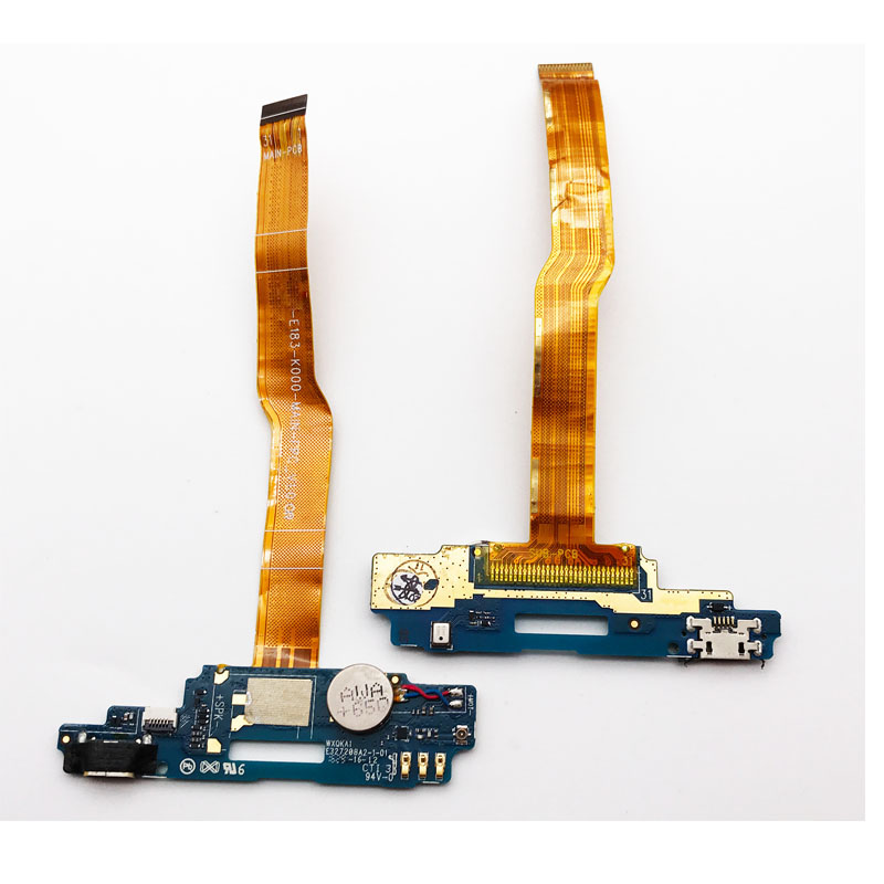 Nouveau Pour ZTE Voyage 4 Lame A610 USB Charging Dock Port Flex Ruban Chargeur Connecteur Plug Conseil Avec Vibrateur
