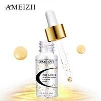 AMEIZII 24K Gold Six Peptides Serum Hyaluronic Acid 4