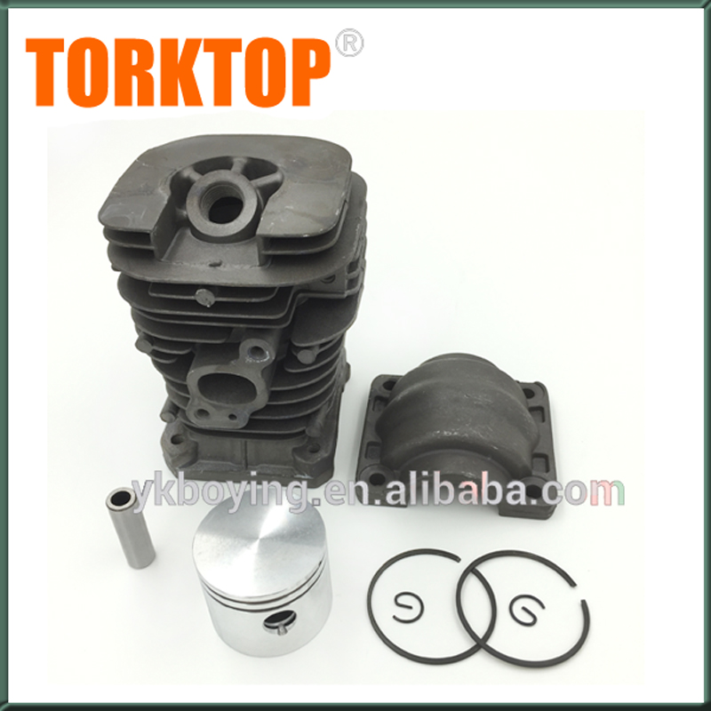 Chainsaw Cylinder And Piston Assy Fit For Partner 350 Cylinder Kits Chain Saw Spare Parts