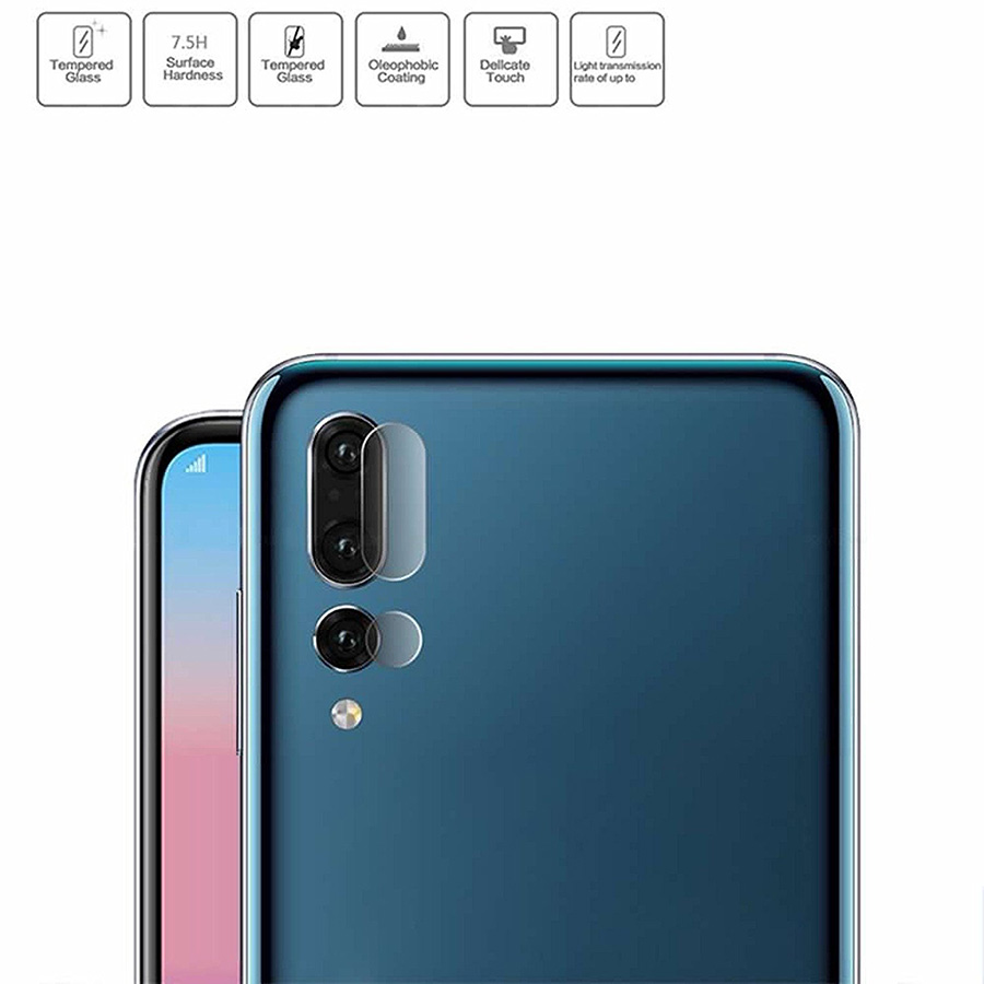 Back Camera Lens Tempered Glass For Huawei P Smart P20 Pro Lite Nova2i 2 Plus Honor 6X 5X V9 V10