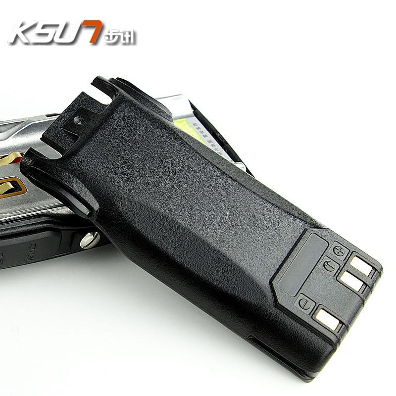 Купить с кэшбэком (1 PCS)KSUN UV68D Ham Two Way Radio Walkie Talkie Dual-Band Transceiver BUXUN X-68D(Black)
