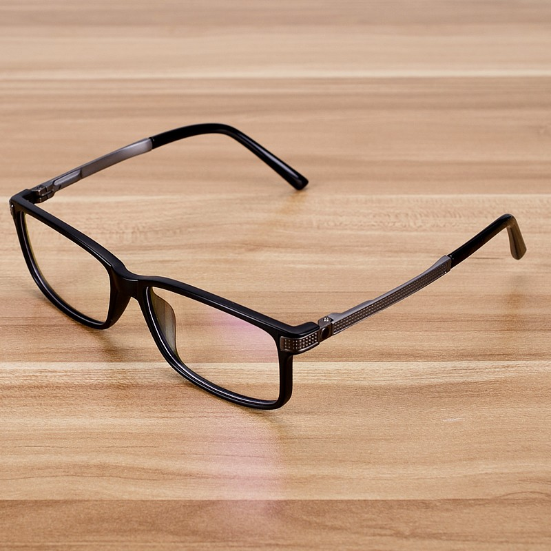 14963307407 NOSSA High Quality Metal Eyeglasses Men And Women s Luxury Glasses Frame  Male Spectacles Prescription Eyewear Frames