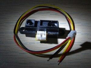 5 шт./лот 2Y0A21 10-80 см инфракрасный датчик расстояния с проводом GP2Y0A21YK0F