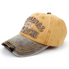 Fashion Cotton Baseball Cap Snapback Hat Hip Hop Original The Black Sport Cap  Hats Gift For b740da434627