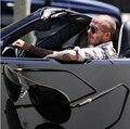 NEW 2017 мужская Мода поляризованных солнцезащитных очков + Бесплатная Коробка Бренд Дизайнер Старинные АНТИ-УФ 400 защиты глаз очки мода очки