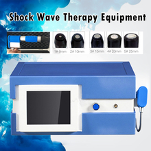 Top quality Effective Physical Pain Therapy Acoustic Shock Wave Extracorporeal Shockwave Machine with ED treatment