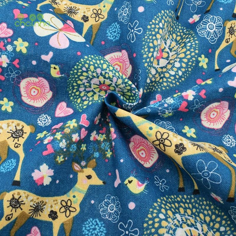 Tiskana pamučna platna tkanina za patchwork prošivanje šivanje DIY - Umjetnost, obrt i šivanje - Foto 6