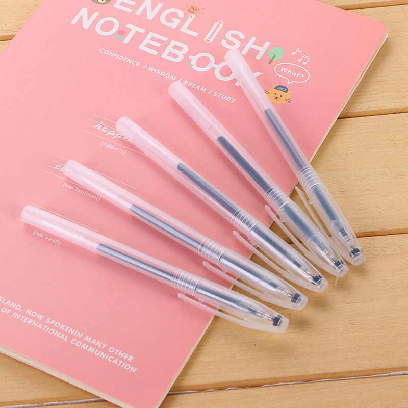 الإبداعية ماجيك جل القلم Kawaii غير مرئية تختفي أقلام الحبر للمدرسة الكتابة الاطفال هدية لطيف القرطاسية الكورية اللوازم Offce