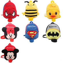 Backpack Child Anti-Lost-Bags Cartoon Schoolbag Small Baby Lovely New The with Rope Gift