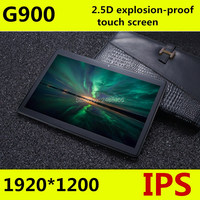 Бесплатная доставка Android 8,0 G900 Octa Core 10 дюймов Tablet PC 4G B Оперативная память 6 4G B Встроенная память 5MP WI FI A GPS 3g 4G LTE 2.5D закаленное Стекло ips