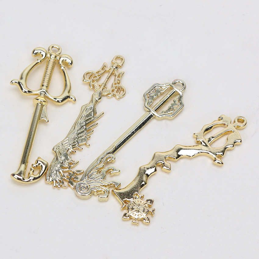 2style 13pcsset kingdom hearts cosplay necklace sora keyblade 2style 13pcsset kingdom hearts cosplay necklace sora keyblade keychain metal figure toy pendants free shipping in action toy figures from toys hobbies aloadofball Choice Image