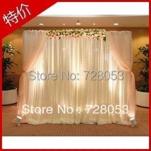 Ea489 Width Height 3 3m Wedding Stage Decoration Wedding