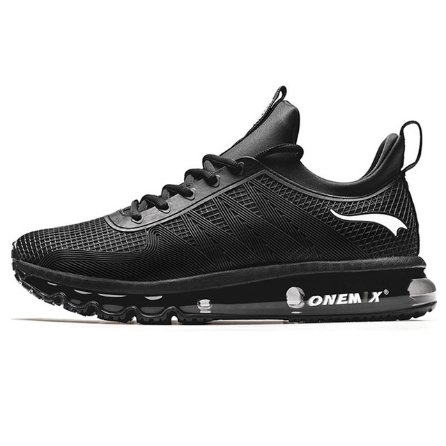 Onemix 2019 Men  Women Running Shoes Shock Absorption Sport Sneaker Breathable Light Sneaker For Outdoor Walking Jogging Shoes