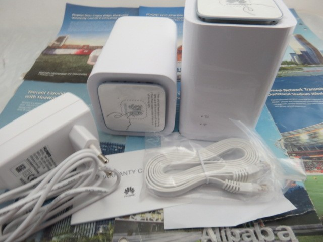 HUAWEI E5180 e5180s-22 4G 2G 3G LTE 150Mbps UNLOCKED NEW Router VOIP BOXED