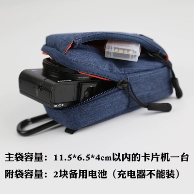 DSLR Waterproof Photo Camera Bag Case For SONY RX100 RX100II