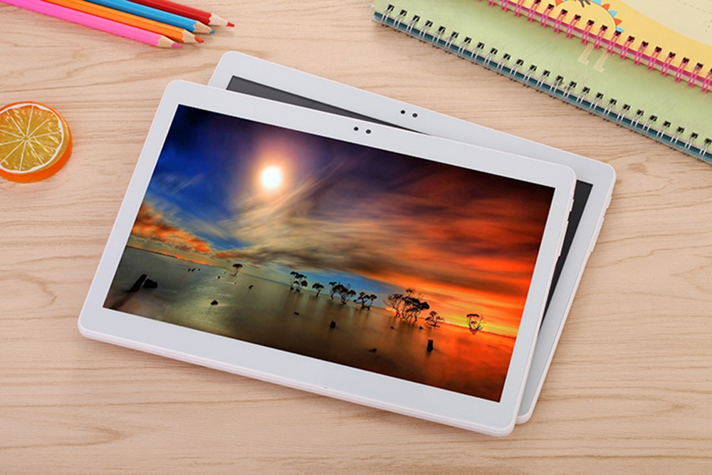 4G Android 6.0 Tablet PC Tab Pad 10.1 Inch 1920x1200 IPS Quad Core 2GB RAM 16GB ROM Dual SIM Card LTD FDD Phone Call 10 Phablet d101 hd 10 1 android 4 4 quad core dual 3g tablet pc w 2gb ram 16gb rom white
