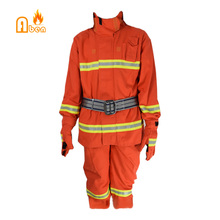 Прямая с фабрики CE и NFPA пожарный костюм пожарная куртка