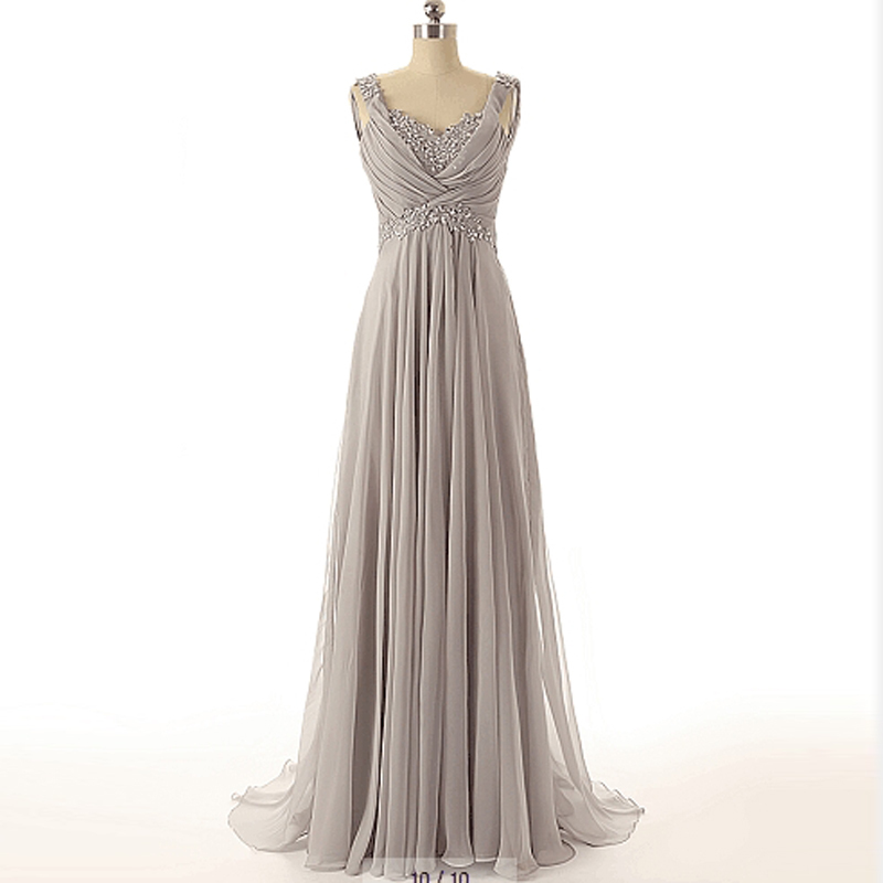 Online Get Cheap Long Backless Prom Dress Gray Dress -Aliexpress ...