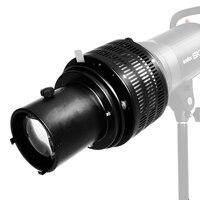 Заводская цена фокусировать конические Snoots фото оптически конденсатор Книги по искусству специальных эффектов в форме луч света цилиндр