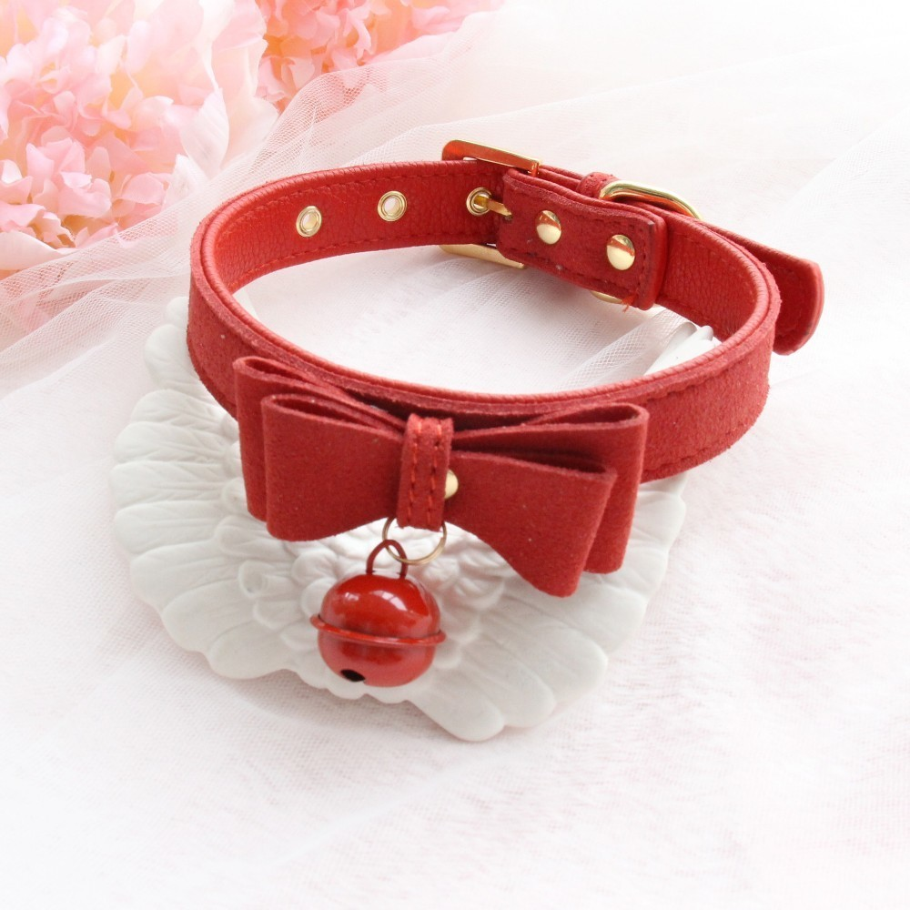 Cosplay Cat Bell Style Adjustable Collar