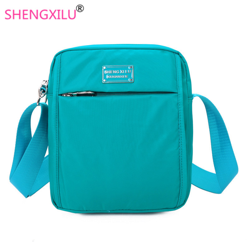 Shengxilu Spring Summer Women Shoulder Bag Candy Color Girls Crossbody Bags Small Work Female Messenger Bag Brand Women Bags messenger bag