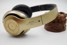 Wireless Bluetooth Headphones Microphone Micro SD Card Mp3 FM Player STN-16 Fone De Ouvido