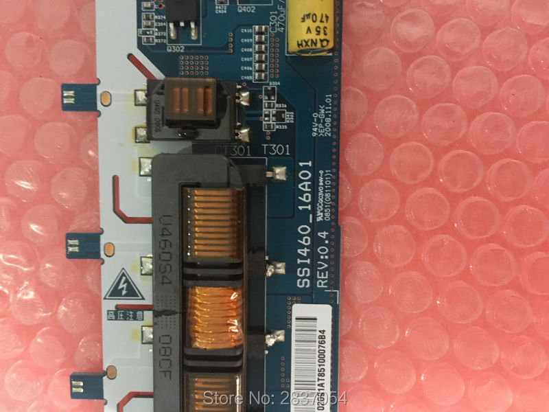 Original Brand backligt Inverter SSI460 16A01 V0 4
