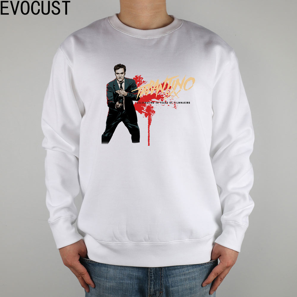 Quentin Tarantino men Sweatshirts Thick Combed Cotton