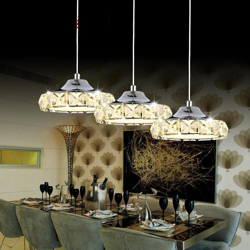 Modern LED Crystal Chandelier Lights Lamp For Living Room Cristal Lustre Chandeliers Lighting Pendant Hanging Ceiling Fixtures modern led pendant lights hanging lamp dining room living room crystal pendant light modern lamps lustre lighting led pendant