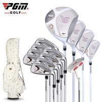PGM genuine! Golf club set rose gold ladies set VS full set 13clubs+ bag professional match sets