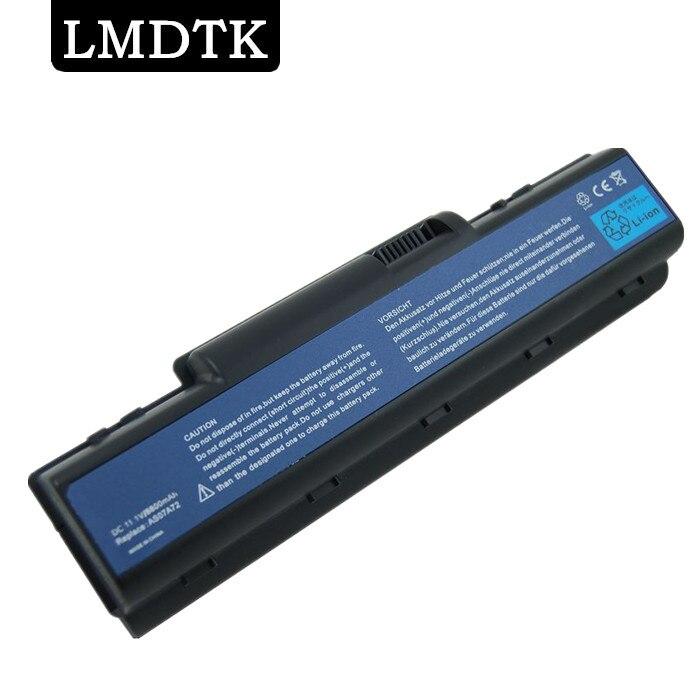 LMDTK Nouveau 12 cellules batterie d'ordinateur portable POUR Aspire 2930 4530 5738 5740 4720 Série AS07A52 AS07A71 AS07A72 AS07A75 livraison gratuite