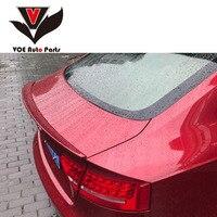 A5 ABS Plastic Car styling Rear Wing Lip Spoiler for Audi A5 Sedan 4 Door 2009 2010 2011 2012 2013 2014 2015 2016